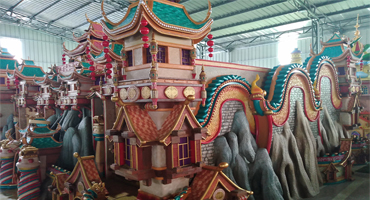 KINGS 3D Won 6 million  Evergrande Fairyland Project Recently