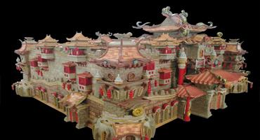 KINGS 3D Won 6 million  Evergrande Fairyland Project Recently