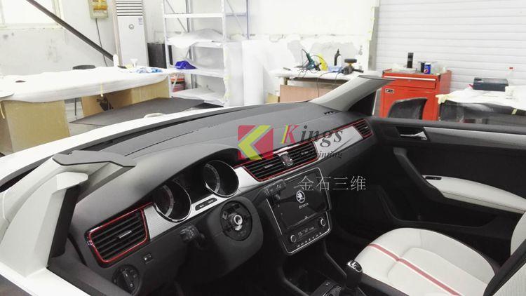 3D printing car model