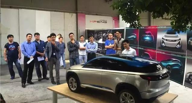 3d printng car model