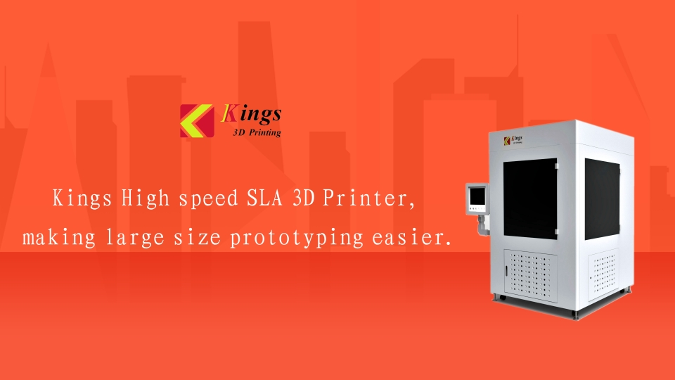 resin 3d printer large Kings 600PRO_poster