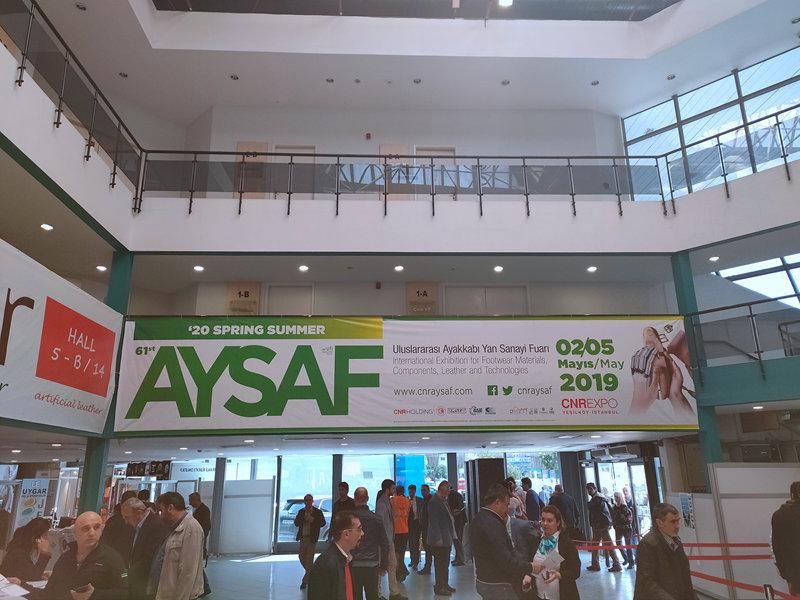 Turkey AYSAF exhibition, Kings industrial 3D printer signed three customers