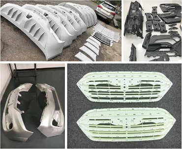 Kings SLA 3D Printing Solution in Rapid Automobile Manufacturing