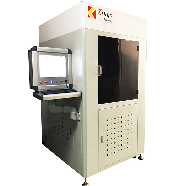 KINGS 600 Pro Industrial SLA 3D Printer