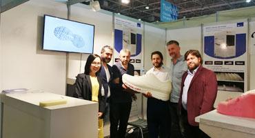 Debut of 3D Printing Solution in Istanbul Footwear Fai