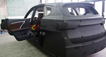 Qiuping became the best car model company in Chongqing with the help of Kings stereolithography 3d printer
