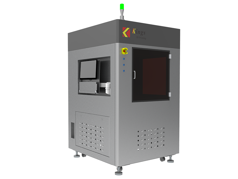 KINGS 600Pro Industrial SLA 3D Printer