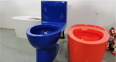 Kings 3D Printing Solutions for Sanitary Ware