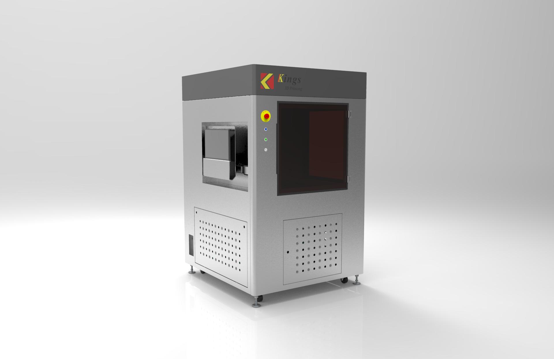 KINGS 850Pro Large Print Volume SLA 3D Printer