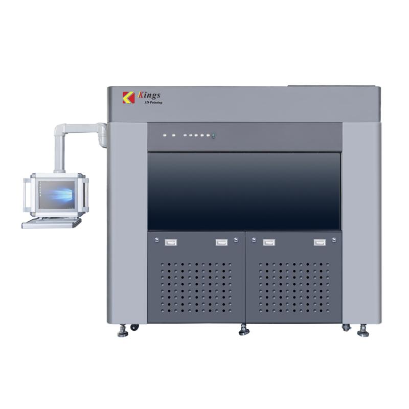 KINGS 1700Pro Car 3D Printer